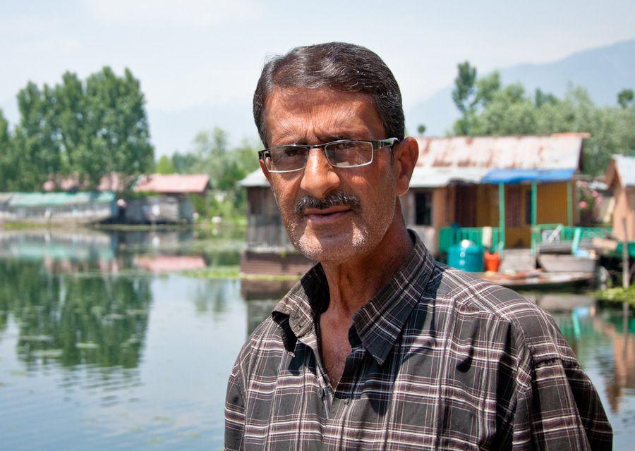Viaje a Cachemira Kashmir, casa-barco