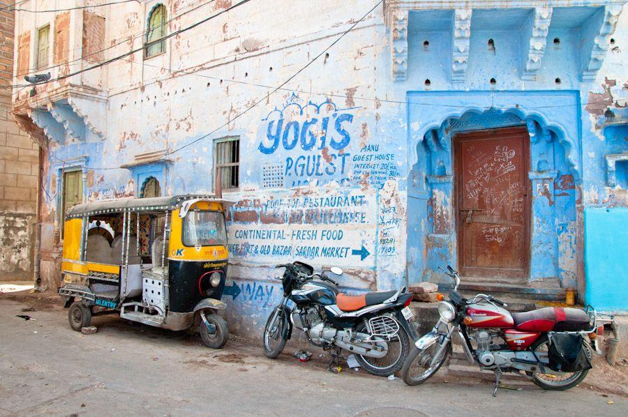 donde dormir en Jodhpur barato
