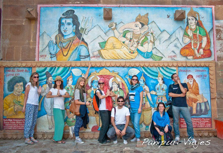 viajar a India, independiente, viajes en grupo