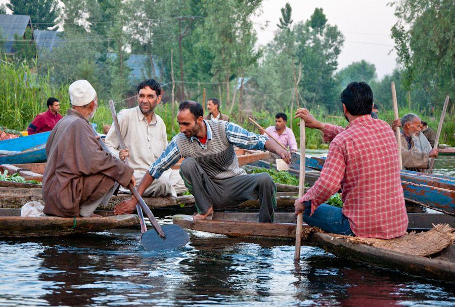 Que hacer en Srinagar, viaje a India