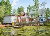 Mi vida sobre el agua (II): viviendo Srinagar