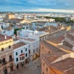 Pinceladas de Menorca sin playa
