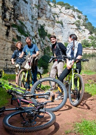 menorca en bici, rutas, senderos