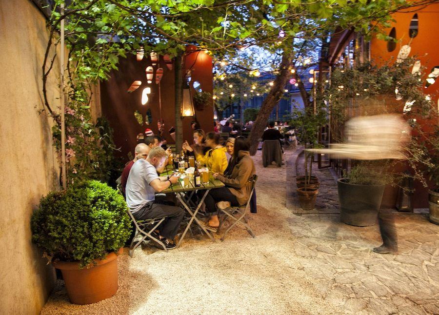 viaje a Viena, terrazas, donde cenar