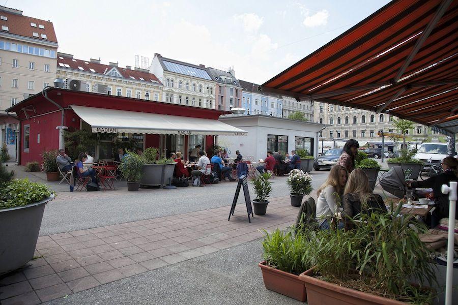 Viaje a Viena, donde comer y comprar