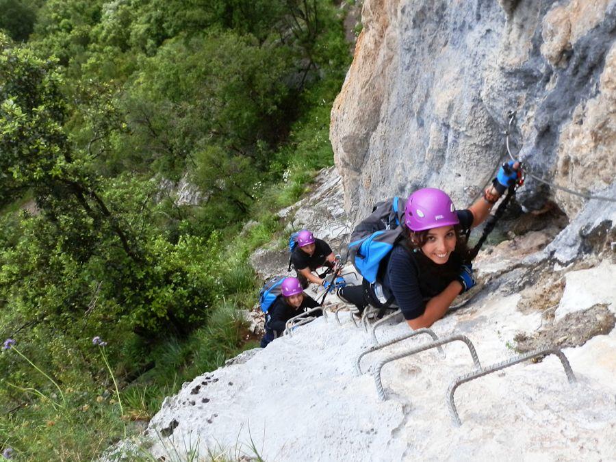 turismo activo, escalada, Ramales de la Victoria, aventura, turismo rural, actividades