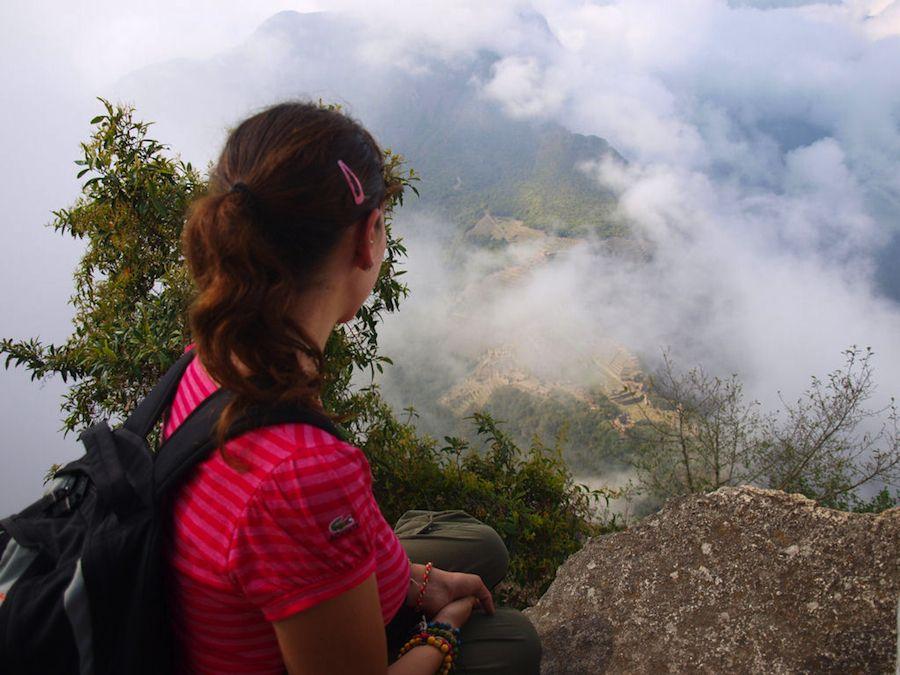 Wayna Picchu, viajes, anecdotas