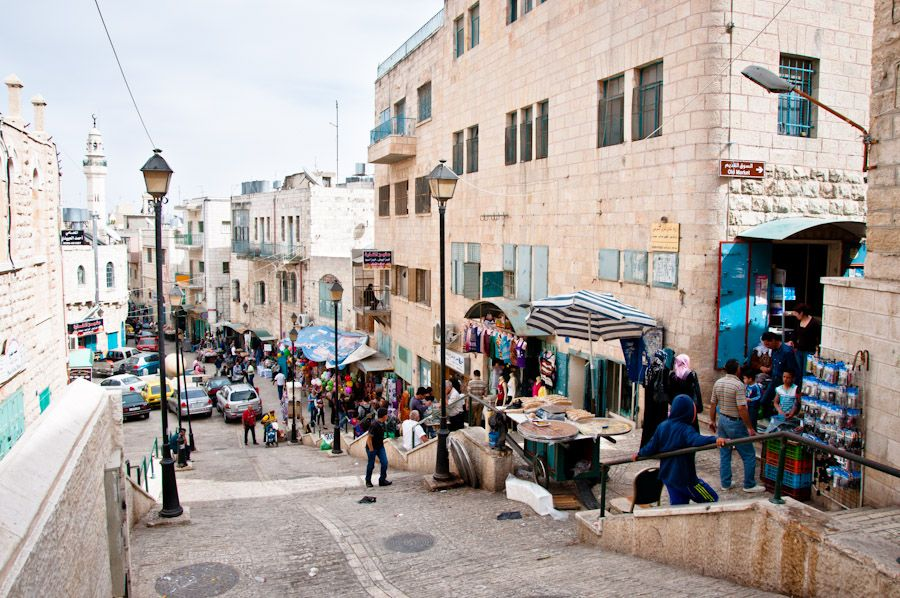viaje a Palestina, compras, que hacer en Belen, calles