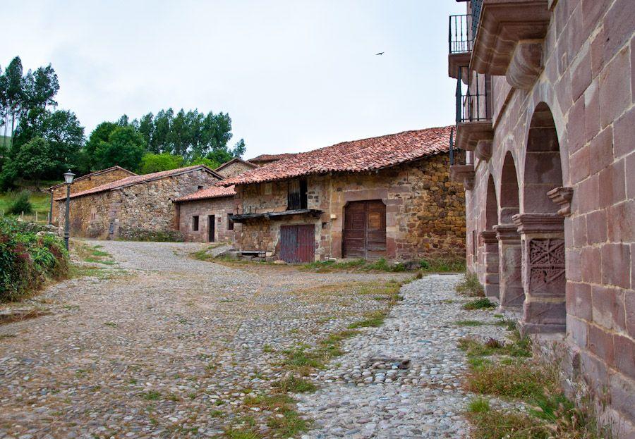 Cantabria rural, pueblos, Cabuerniga, montaña, saja