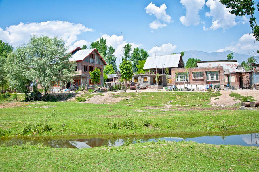 Kashmir, India, aldeas, paisajes, trekking, excursion, viaje