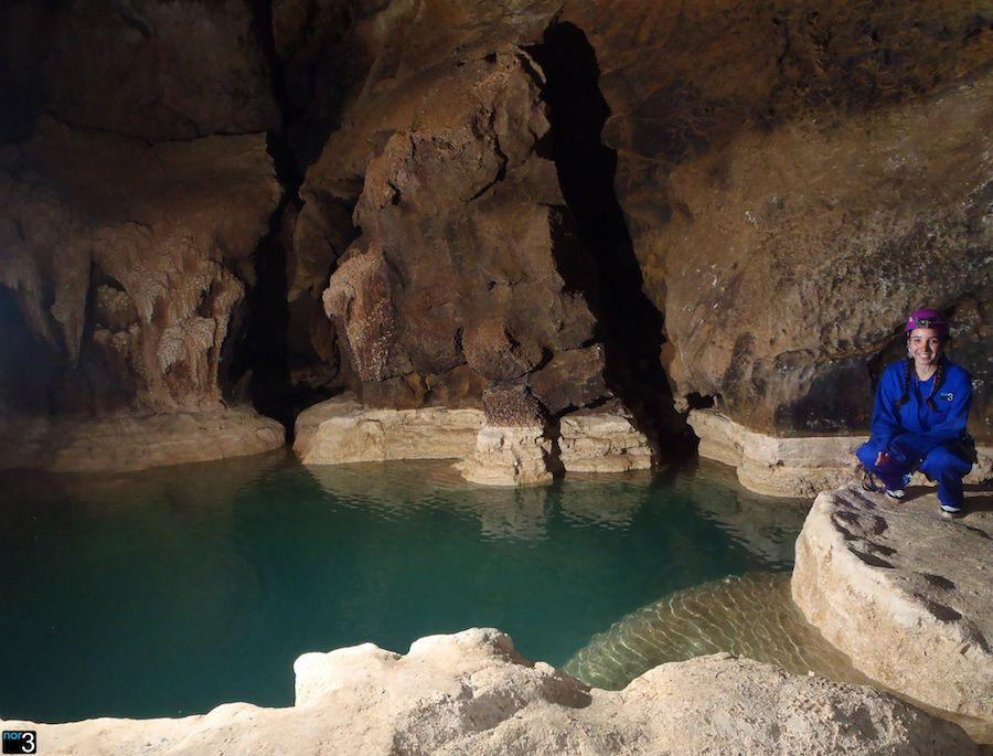 Cantabria, espeleologia, cuevas, turismo activo, piscinas, subterraneo, galerias