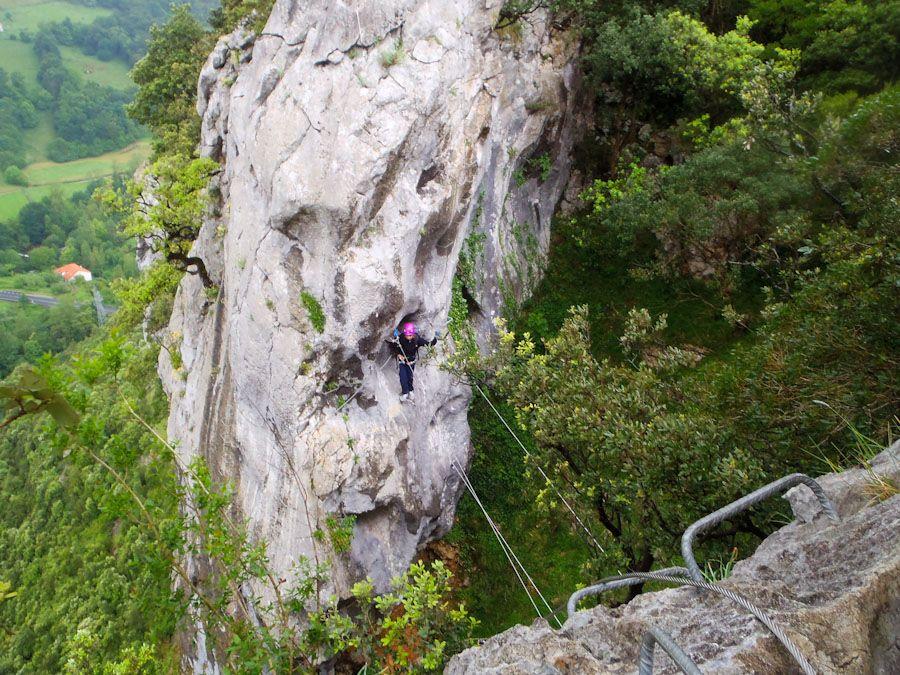 Cantabria, turismo activo, aventura, deporte, escalada, montaña, Ason