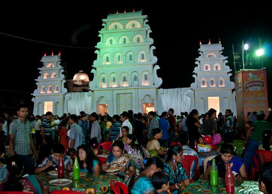 durga, puja, navratri, festival, india, celebration, assam