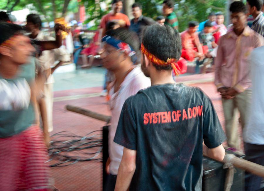 India, templo, musica, System of a down, rock, globalizacion, fiesta