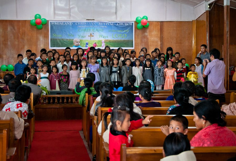Nagaland, India, religion, cristianismo, tribus, viaje, siete hermanas