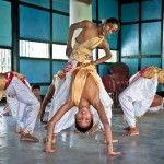 Majuli, la isla de los monjes danzantes