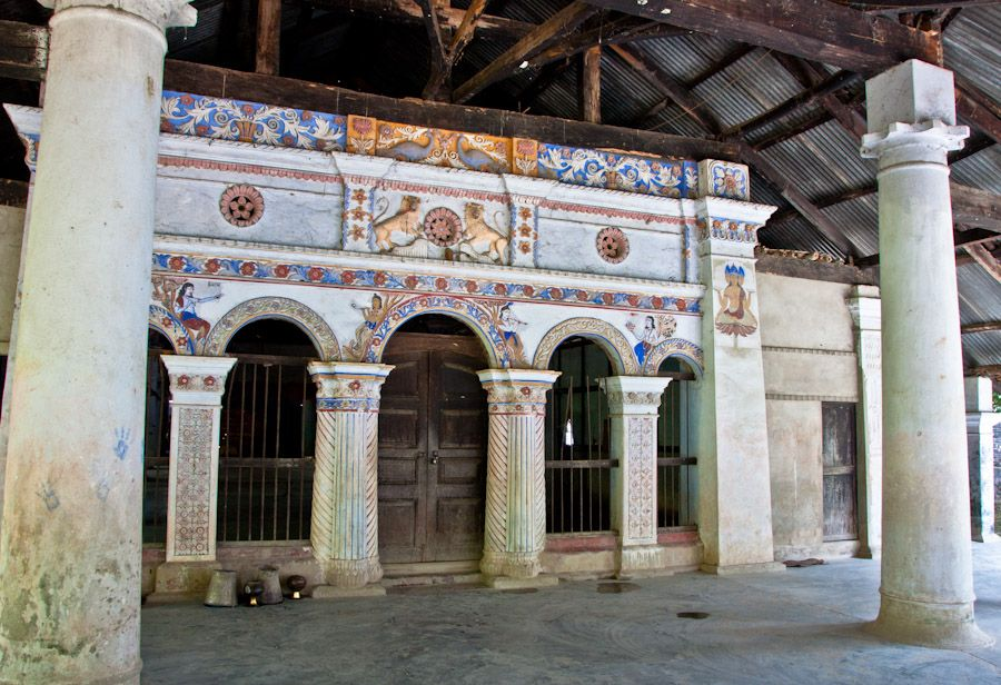 namghar, satra, majuli, monasterio, assam, siete hermanas