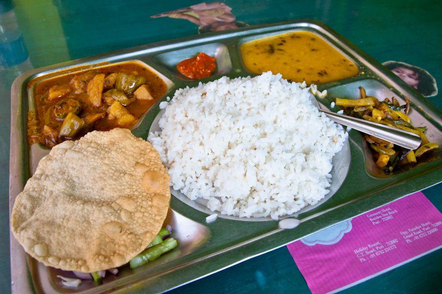 donde comer en Puri, where to eat, Orissa, India, restaurante, barato