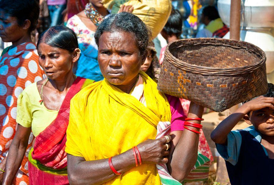 Jagdalpur, Bastar, mercados, adivasi, tribus, tribal, aldea