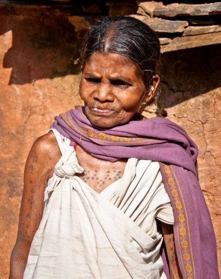 old woman, adivasi, india, viaje, travel, chhattisgarh
