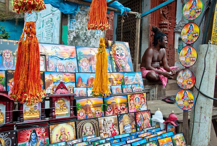 India, Orissa, religion, compras, que comprar, templo