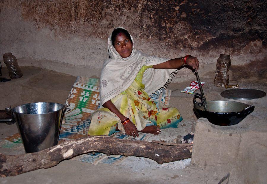 viaje, india, donde dormir, ashram, pueblo, Madhya Pradesh