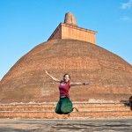 Primeras impresiones de Sri Lanka (o delirios de una viajera enferma)
