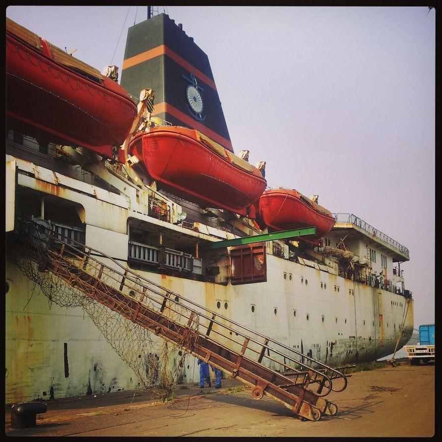 viaje, India, Calcuta, Andaman, barco