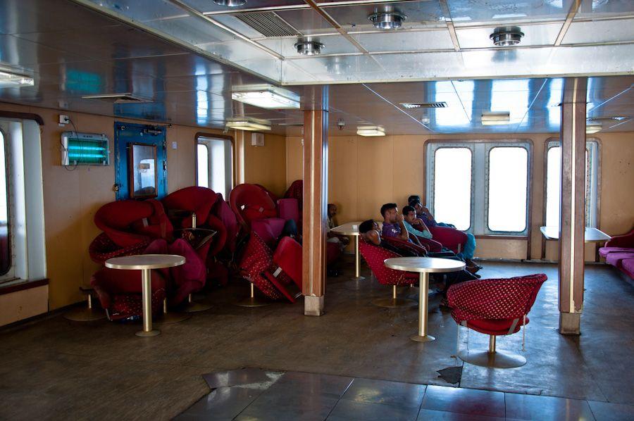 viaje, barco, andaman, primera clase, calcuta