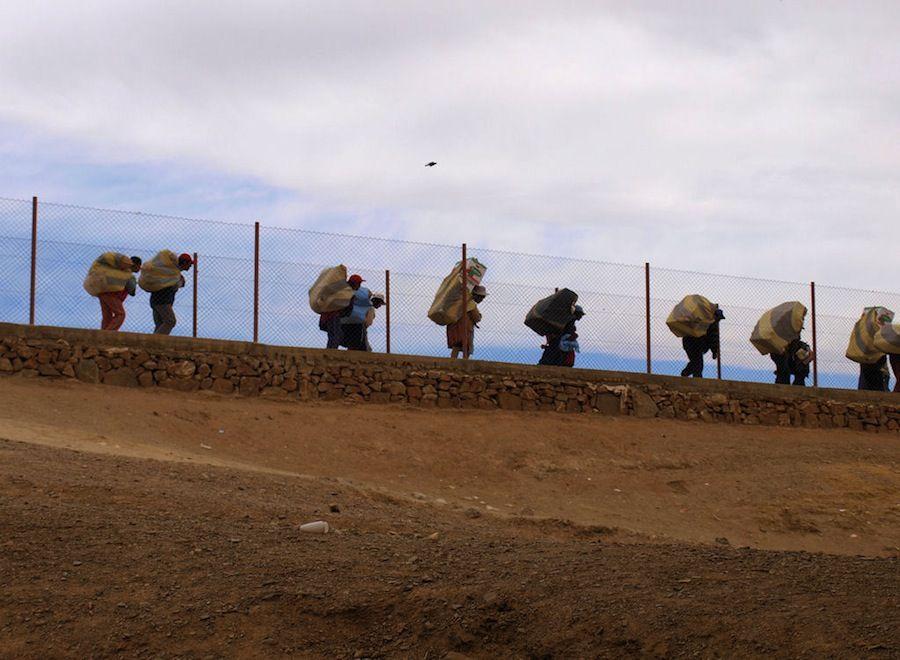 argentina, bolivia, paso fronterizo