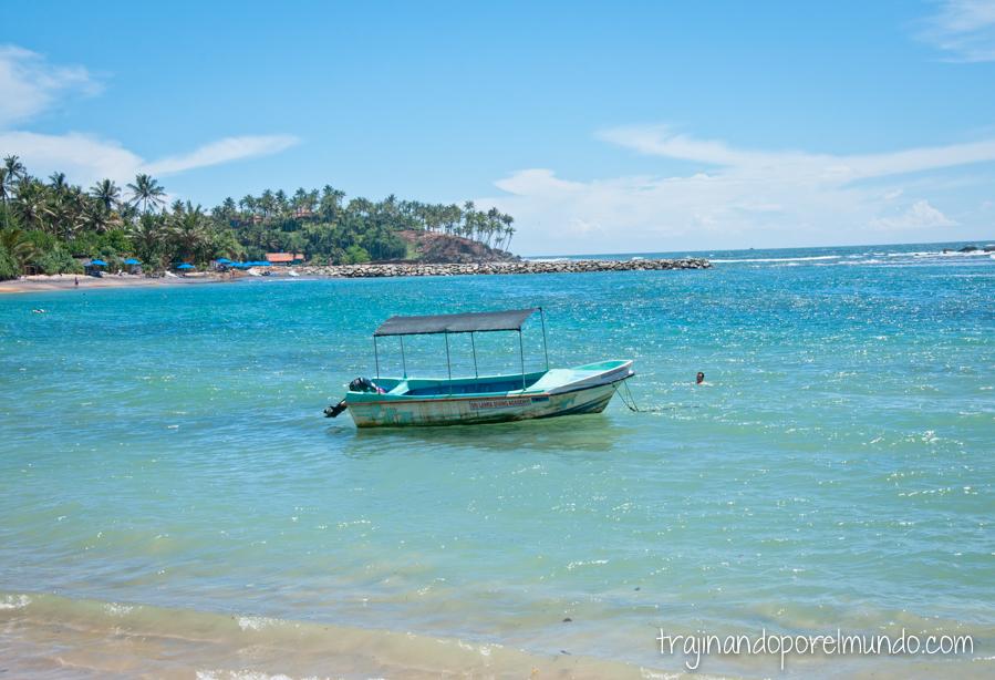 Viajar a Sri Lanka: playas
