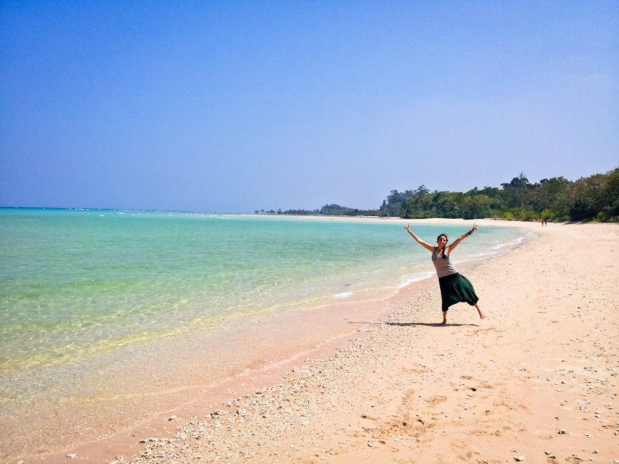 India, mejores playas, islas, neil, playa 4, beach