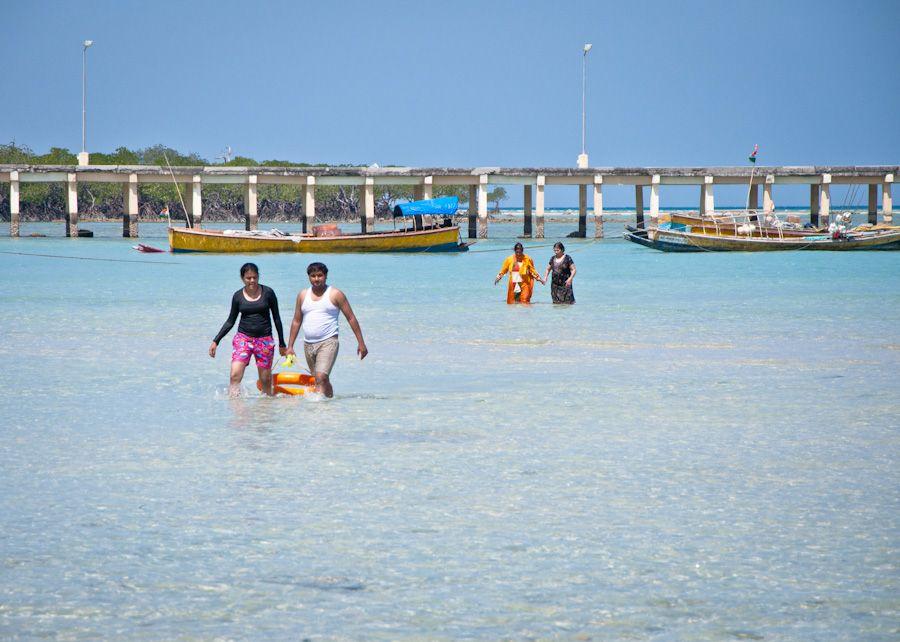 viaje, india, andaman, islas, mejores playas, puerto, neil