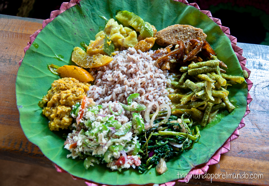Comer en Sri Lanka, recomendaciones