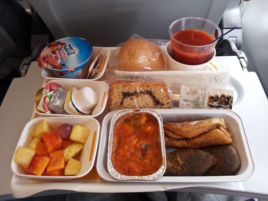 lufthansa, comida vegetariana, aviones