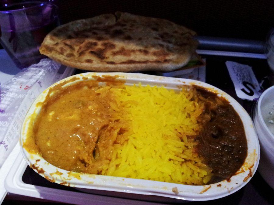 comida, vegetariana, aerolinea, avion