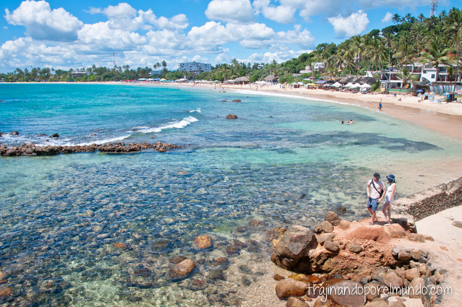 Viajar a Sri Lanka: las mejores playas