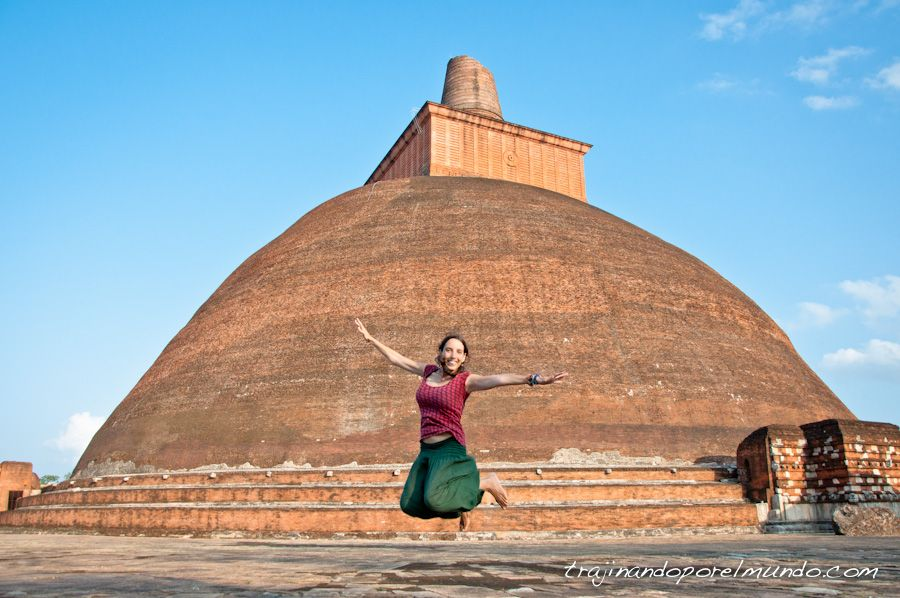viajar, sri lanka, precio, gratis, anuradhapura,