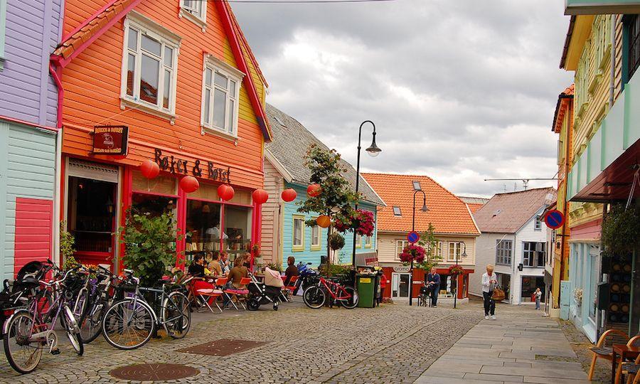 Noruega, viaje, que ver en stavanger, comer en Stavanger