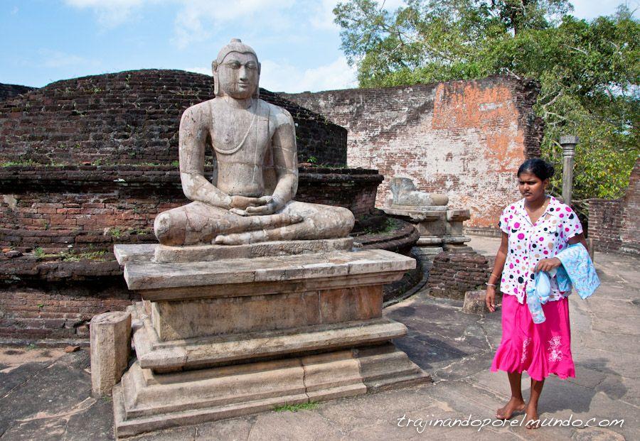 que ver en Sri lanka, polonnaruwa, gratis, ticket, triangulo cultural