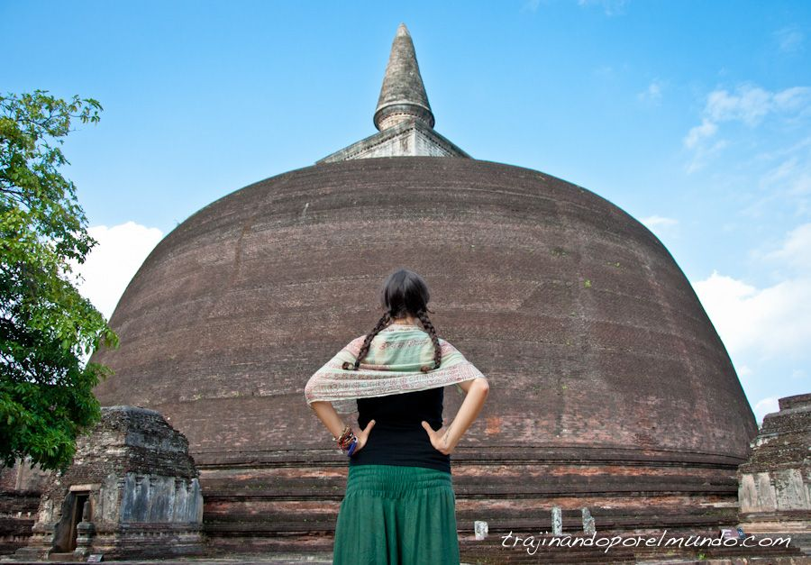 Sri lanka: Visita a Polonnaruwa gratis