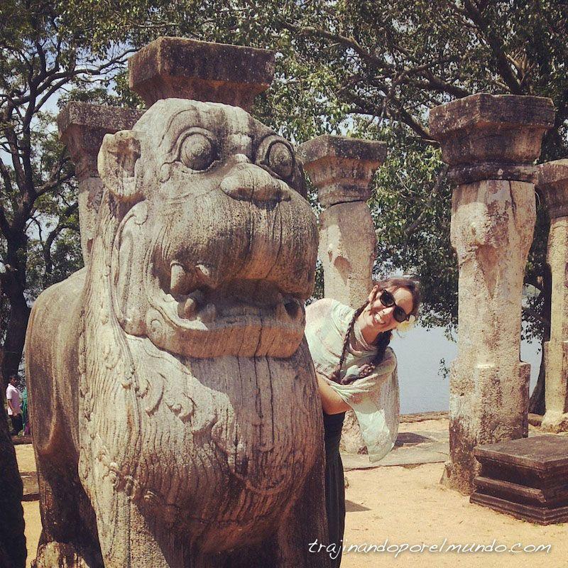 Sri lanka, Polonnaruwa, que ver, precio, gratis, pagar, entrada