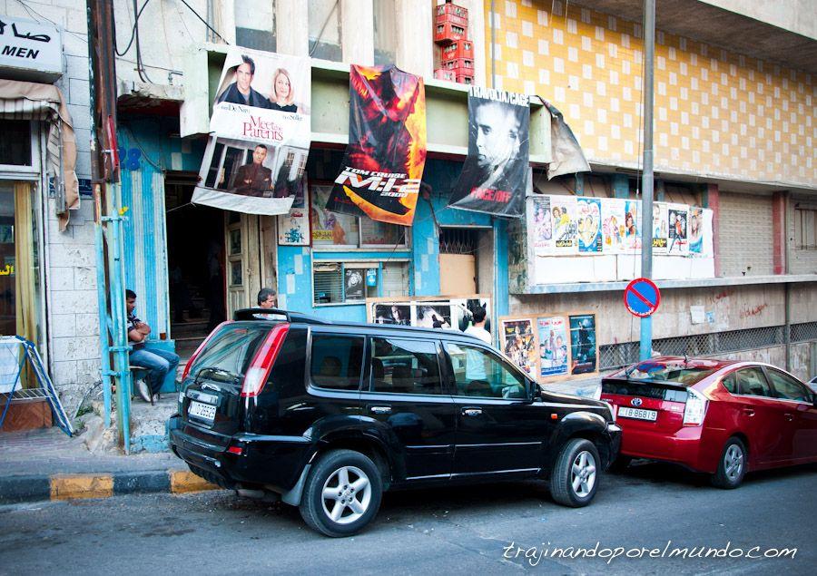 viajar, jordania, que ver, amman, calles, cultura