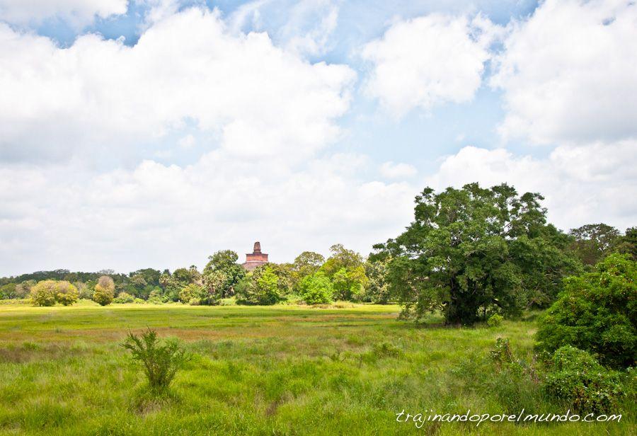 Sri Lanka, Anuradhapura, entrada, ticket, gratis