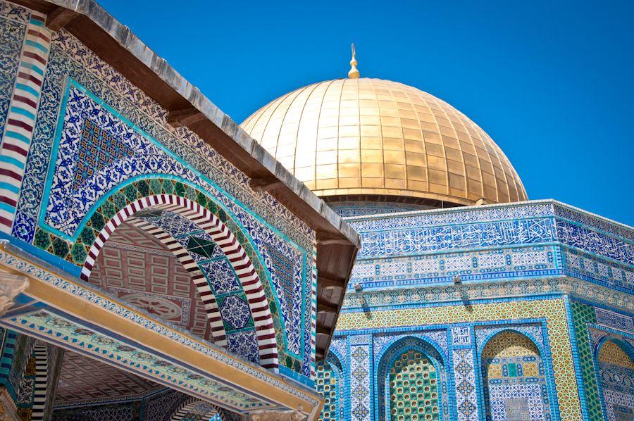 Explanada de las Mezquitas, que ver en Jerusalén, Monte del Templo