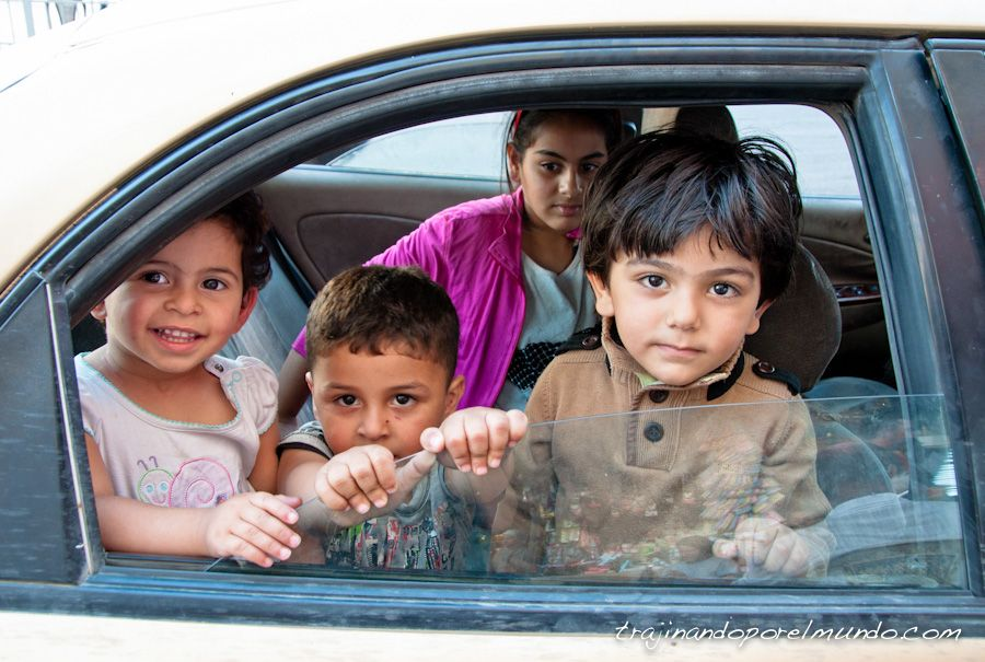 viajar a jordania, que ver, amman, niños