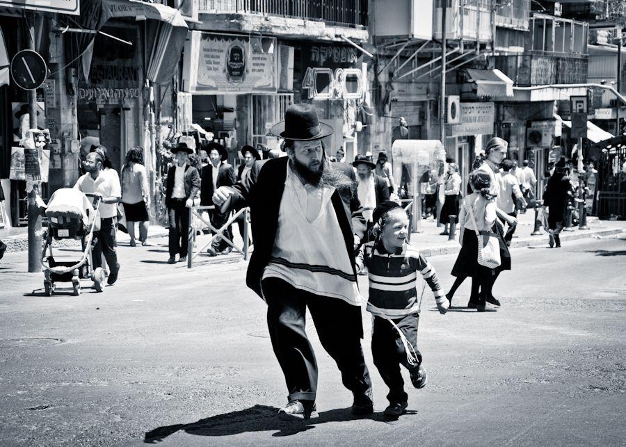 Judios, ortodoxos, barrio, jerusalen, que ver, religion,
