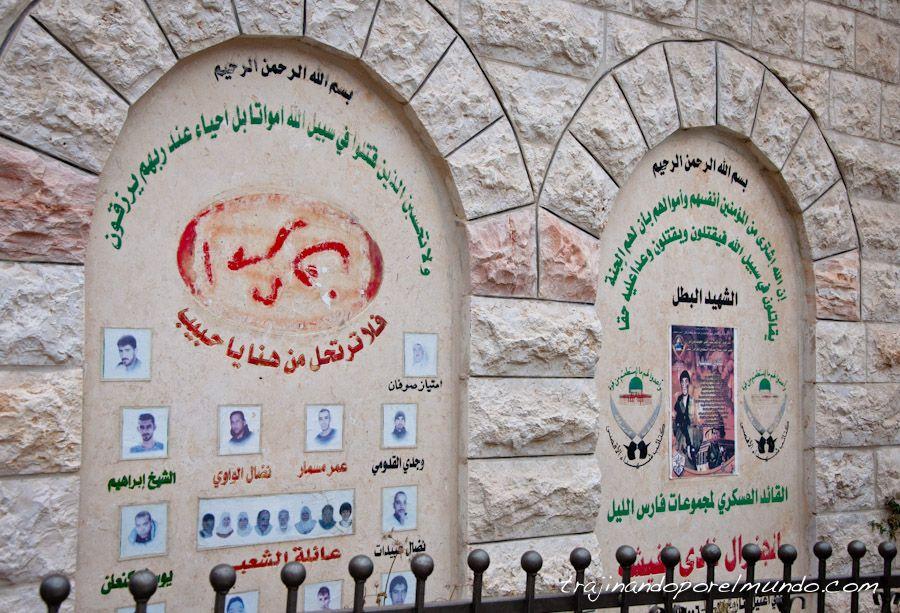 viajar, nablus, que ver, palestina, cisjordania, guerra