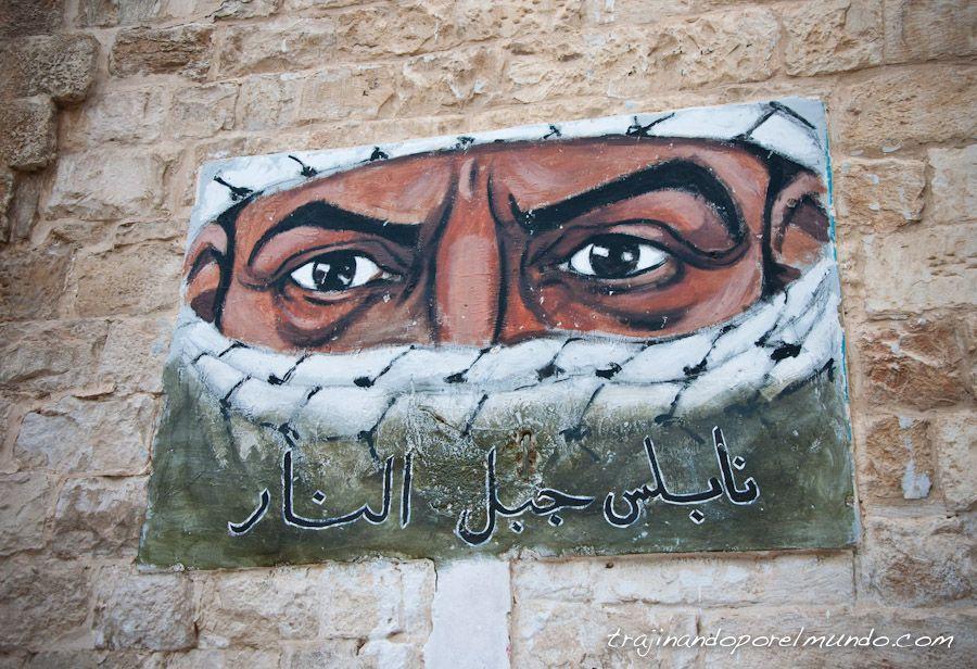 palestina, ocupacion, intifada, guerra, israel, nablus