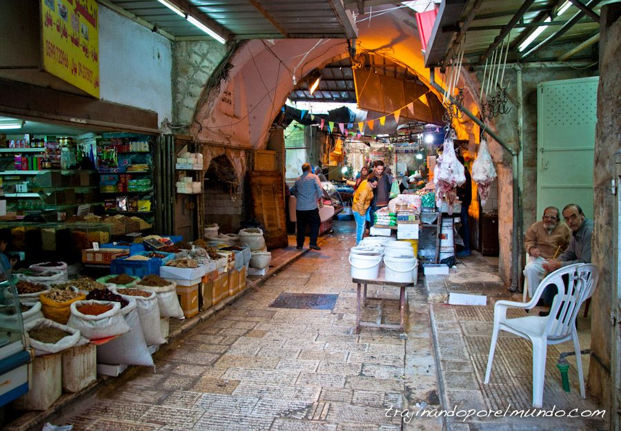 Palestina, Cisjordania, Nablus, que ver, ciudad vieja